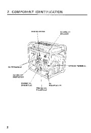 Honda Generator EM1600 Owners Manual page 5