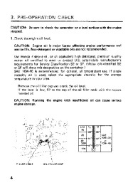Honda Generator EM1600 Owners Manual page 7
