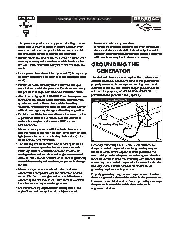 generac 5500 generator owners manual rh home appliance filemanual com generac owners manual 11kw generac owners manuals pdf