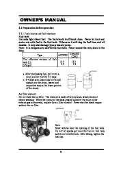 All Power America 6500 APG3201 Generator Owners Manual page 8