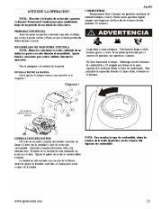 Coleman Powermate PW0872400 Generator Service Manual page 23