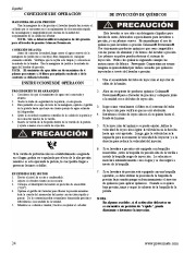 Coleman Powermate PW0872400 Generator Service Manual page 24