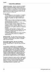 Coleman Powermate PW0872400 Generator Service Manual page 28