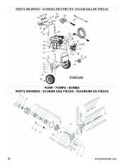 Coleman Powermate PW0872400 Generator Service Manual page 30