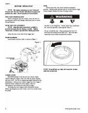 Coleman Powermate PW0872400 Generator Service Manual page 6