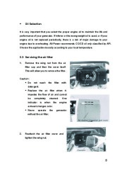 All Power America 6500 APG3202 Silent Diesel Generator Owners Manual page 10