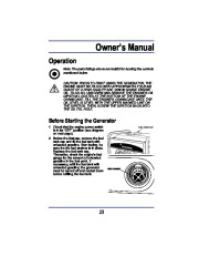All Power America 8000 APG3005 Generator Owners Manual page 15