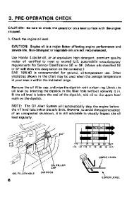 Honda Generator EM1600X EM1800X EM2200X Owners Manual page 8