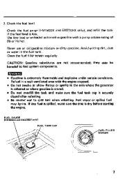Honda Generator EM1600X EM1800X EM2200X Owners Manual page 9