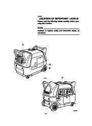 Yamaha EF3000iSE EF3000iSEB Generator Owners Manual page 8