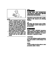 Yamaha EF2400iS Generator Owners Manual page 4