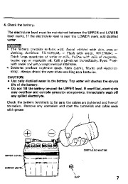 Honda Generator ES6500 EL5000 Owners Manual page 9
